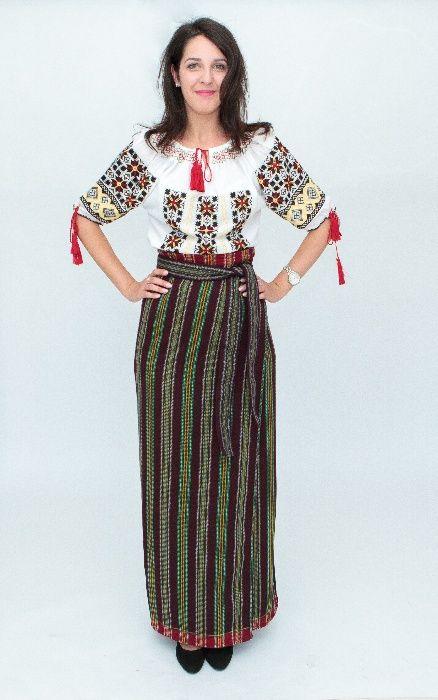 Catrinta din lana (fota) traditionala