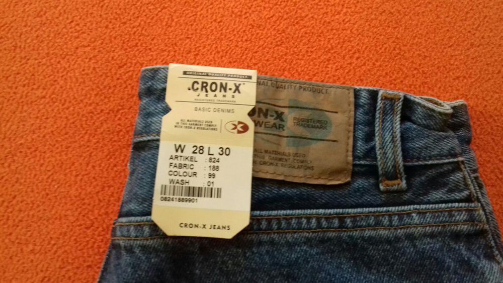 Blugi CRON-X și CROSS noi