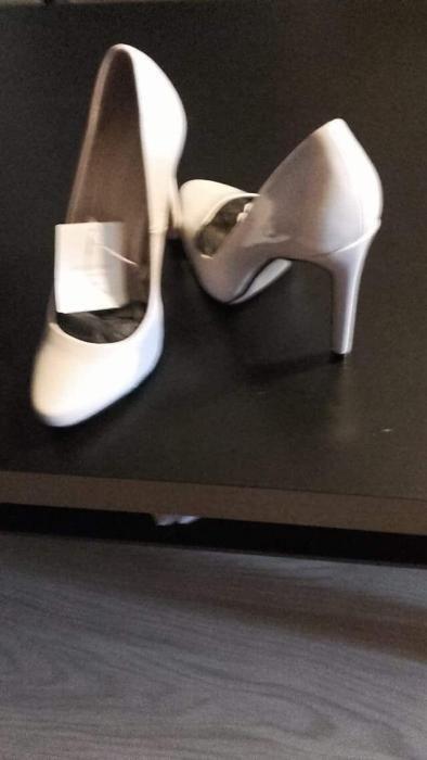 Vand pantofi dama stiletto Zara
