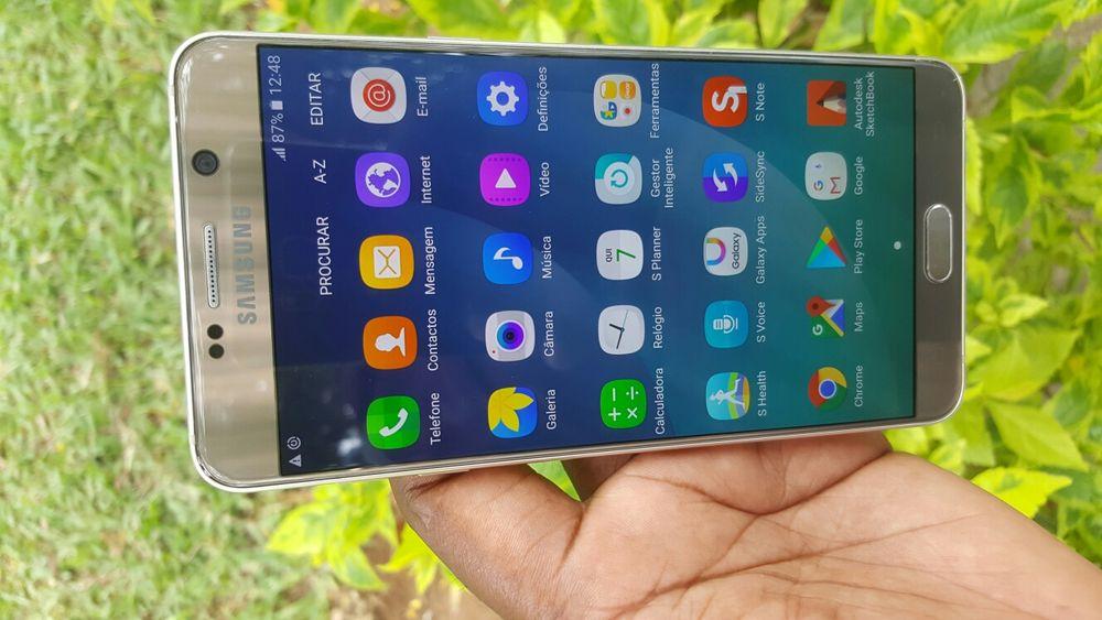 Galaxy Note 5 novo fora da caixa 32 gb Bairro Central - imagem 4