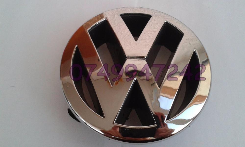 Emblemă / sigla Noua VW Golf 5, Polo 12,5 cm