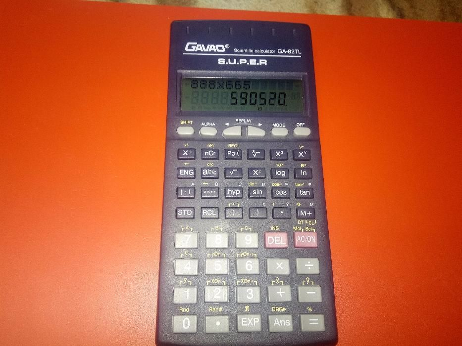 Calculator stiintific GA-82TL