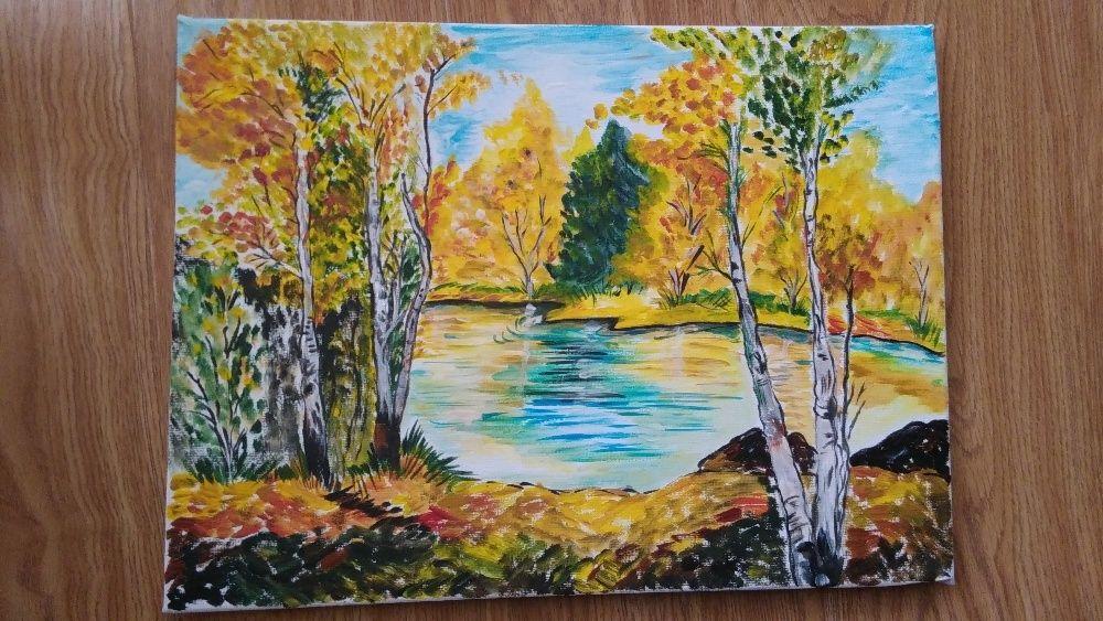 Картини - произведение на изкуството от професионален художник