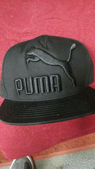 Chapéu Puma Black