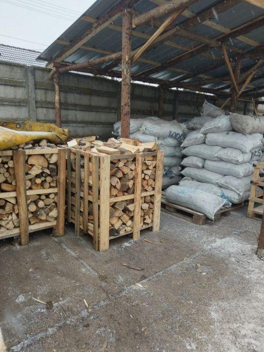 Vand lemne de foc și carbuni
