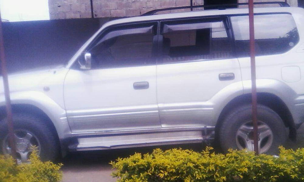 Toyota Prado Maputo - imagem 5