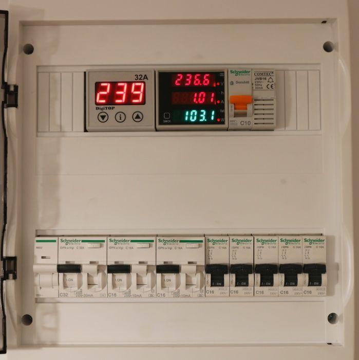 Electrician autorizat Electrica *Non-Stop la preturi accesibile