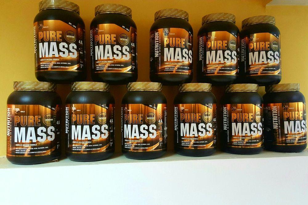 Pure Mass (Stock limitado)