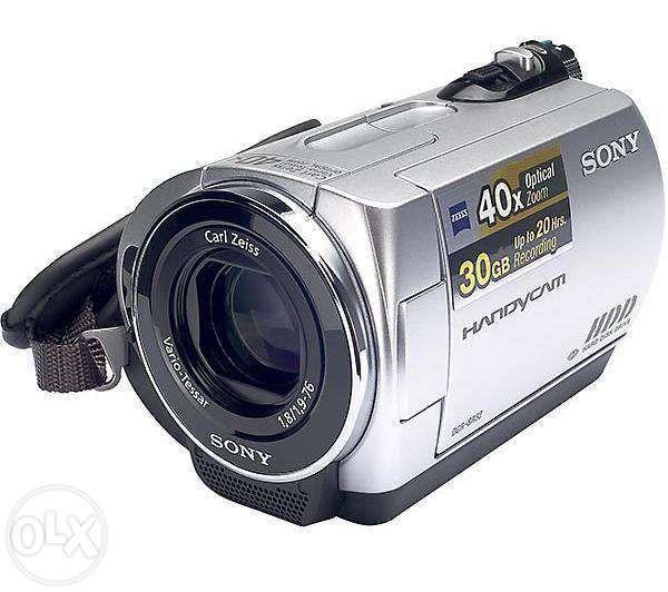 Sony DCR-sr32e cu Hard Disk 30Gb