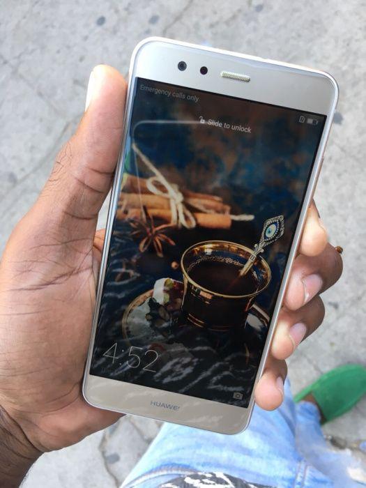 Huawei p10 lite novos gold/branco/preto/azul com garantia