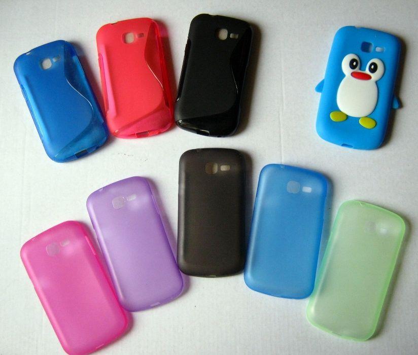 Husa protectie SAMSUNG Galaxy S7392 Galaxy Trend Lite, dif. modele +fo