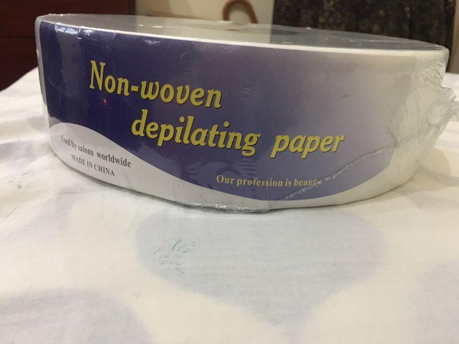 Papel para wax