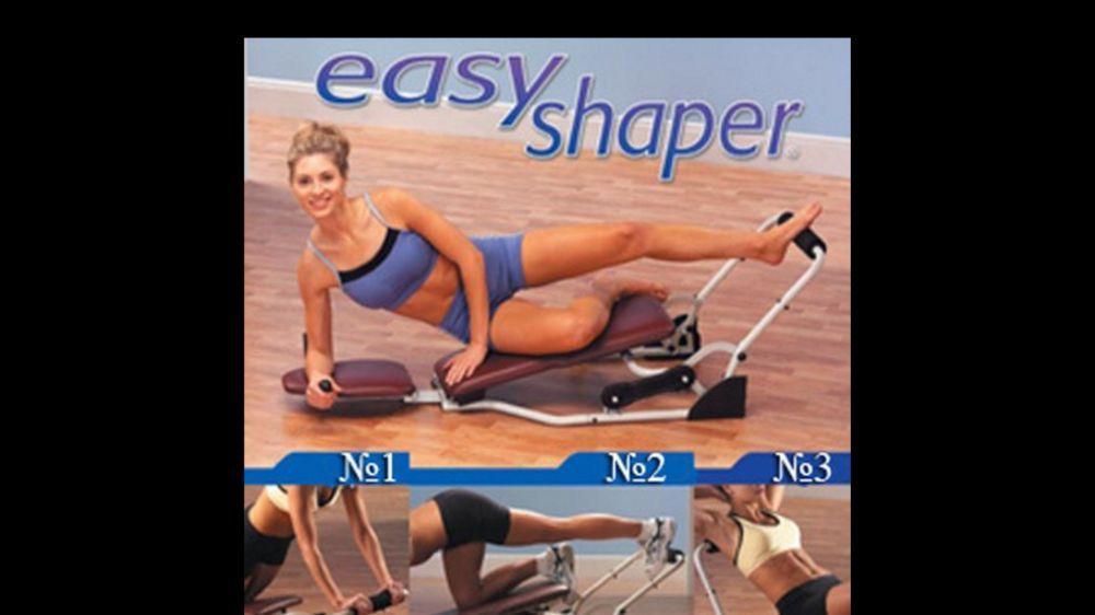 Тренажер Easy shaper, готовимся к лету уже сейчас
