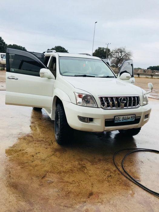 Prado clean