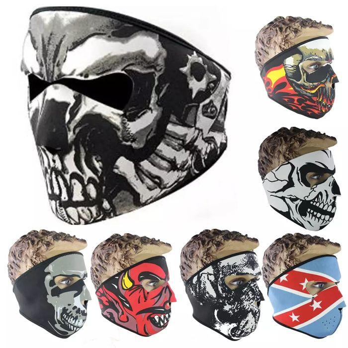 Máscara motos/bicicleta
