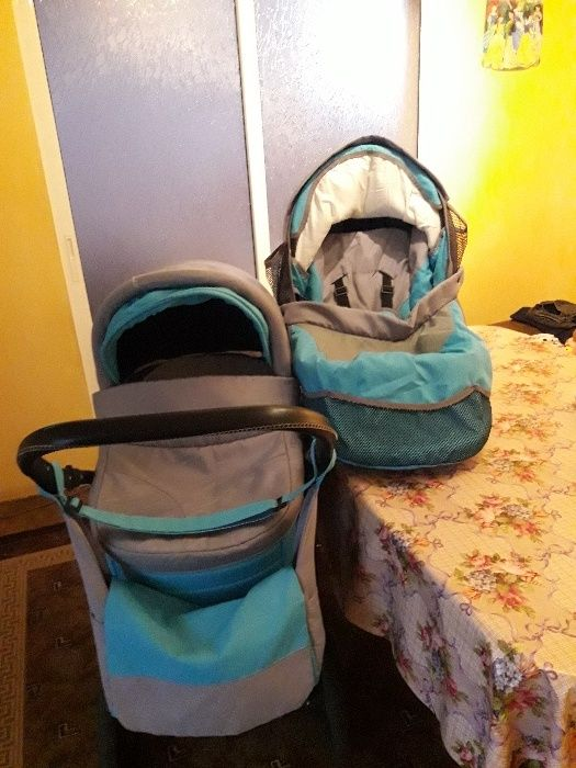Бебешка количка 2в1 Danco -Retrus