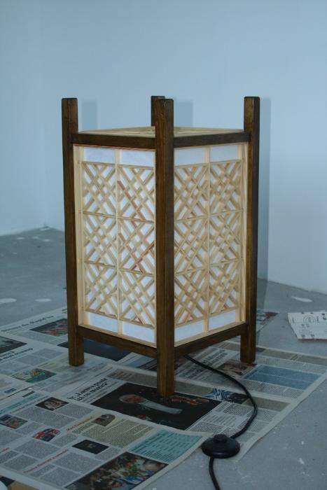 Lampadar japonez (Andon)