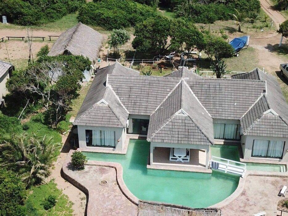 Vendemos Moradia T4 na Ponta de Ouro Moçambique
