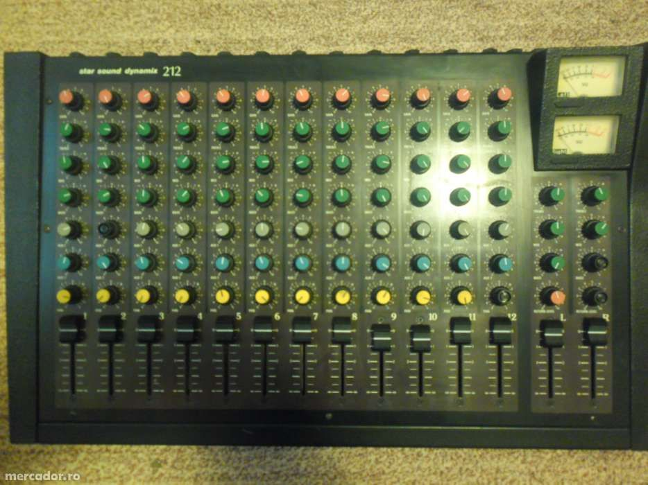Mixer Dinamix 212 productie Anglia
