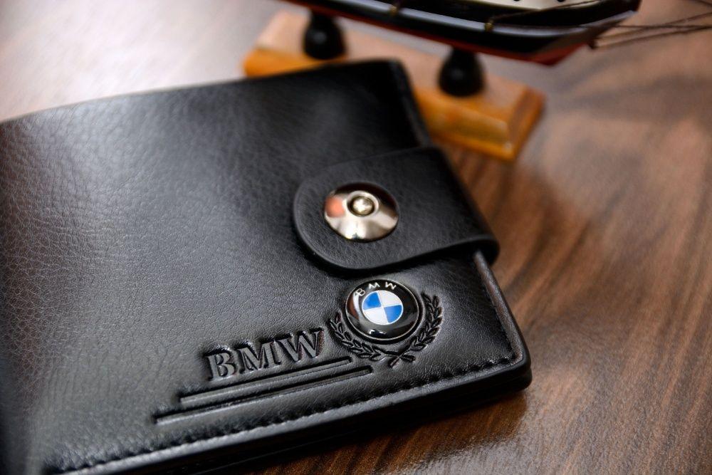 Portofel piele BMW Nou !