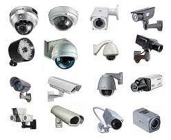 Montagem de câmeras de segurança cctv e cerca electrica