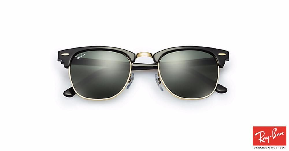 Солнцезащитные очки Ray-Ban Clubmaster. Распродажа!