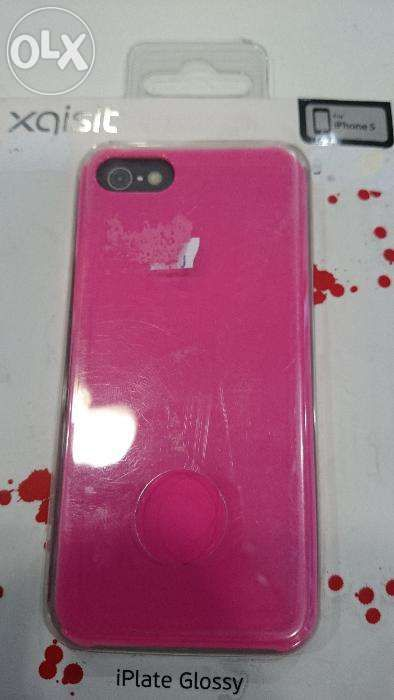 Husa/Cover/Case/ Xqisit pt Iphone 5/5S NOU