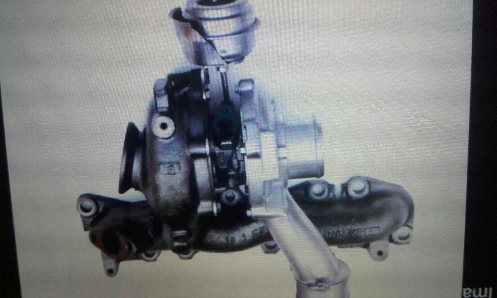 Turbo opel astra h