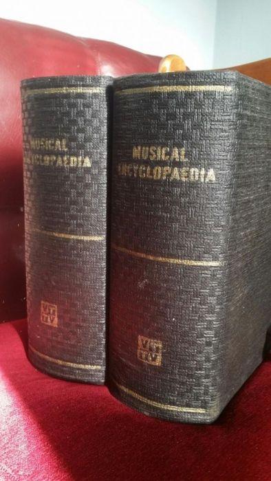 Boxe Musical Enciclopaedia 2x30W