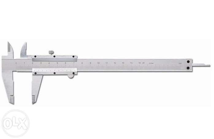 Аналогови шублери с дълбокомер 0 - 150mm