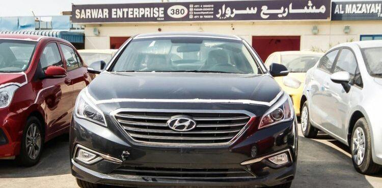 Hyundai Sonata 0km