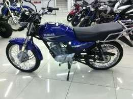Mota Yamaha Yb