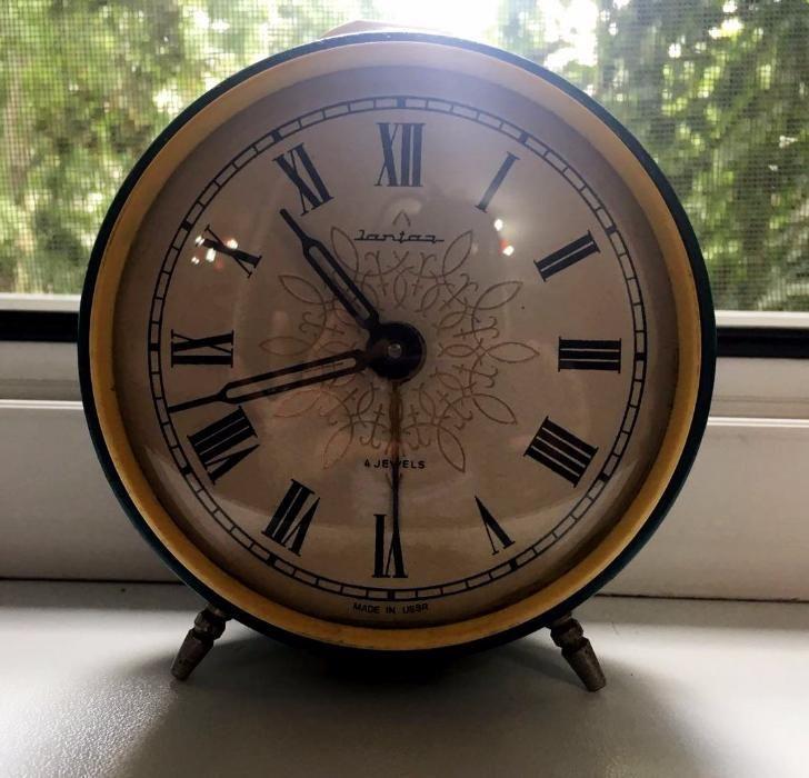 Ceas de masa/colectie vintage rusesc
