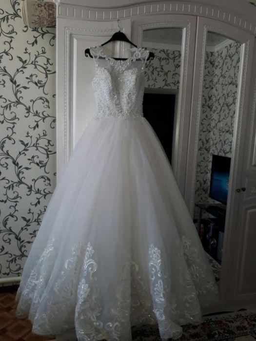 Продам или сдам в аренду свадебное платье.
