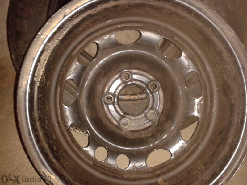 джанта резервна с гума от Опел Омега