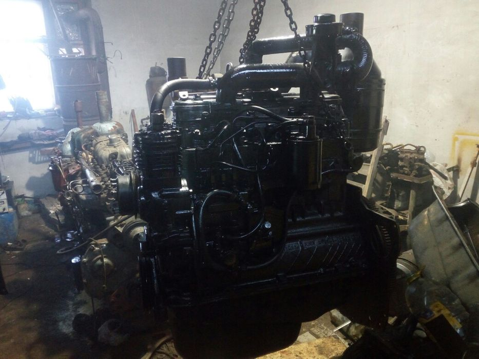 Двигатель мтз 245 с турбиной 240 и 260