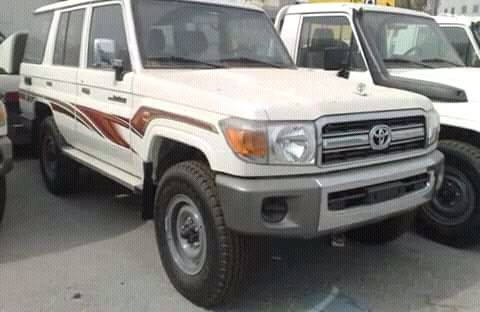 Vendo Land Cruiser Chefe Maquina HZ