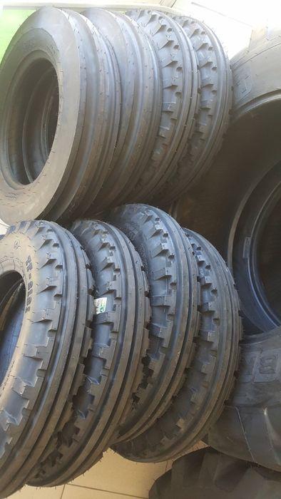 Cauciucuri noi 5.50-16 cu 6 pliuri anvelope de tractor fata R16 Oradea - imagine 6
