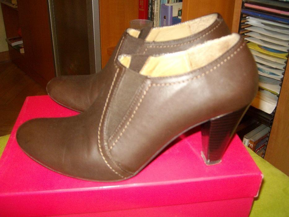 обувки естествена кожа № 37
