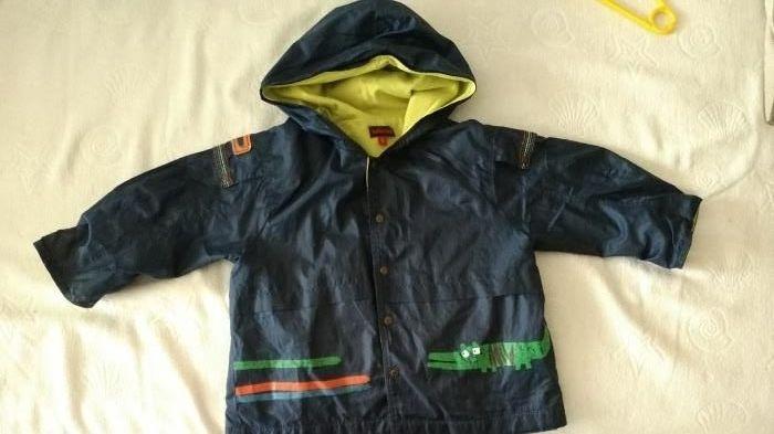 Куртка-дождевик Catimini