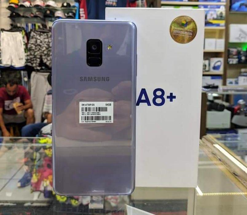 3f9f61fd2 Arquivo  Samsung A8 Plus Única Promoção Polana • olx.co.mz