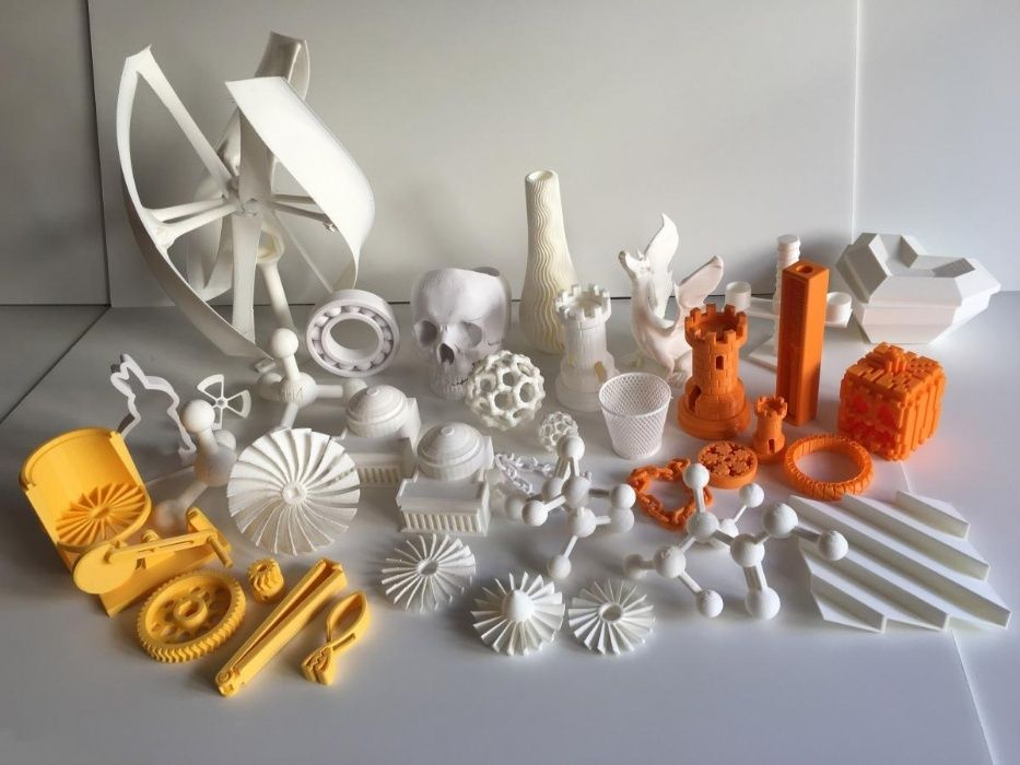 Printare D3, Machetare 3D si Proiectare Grafica Modele 3D