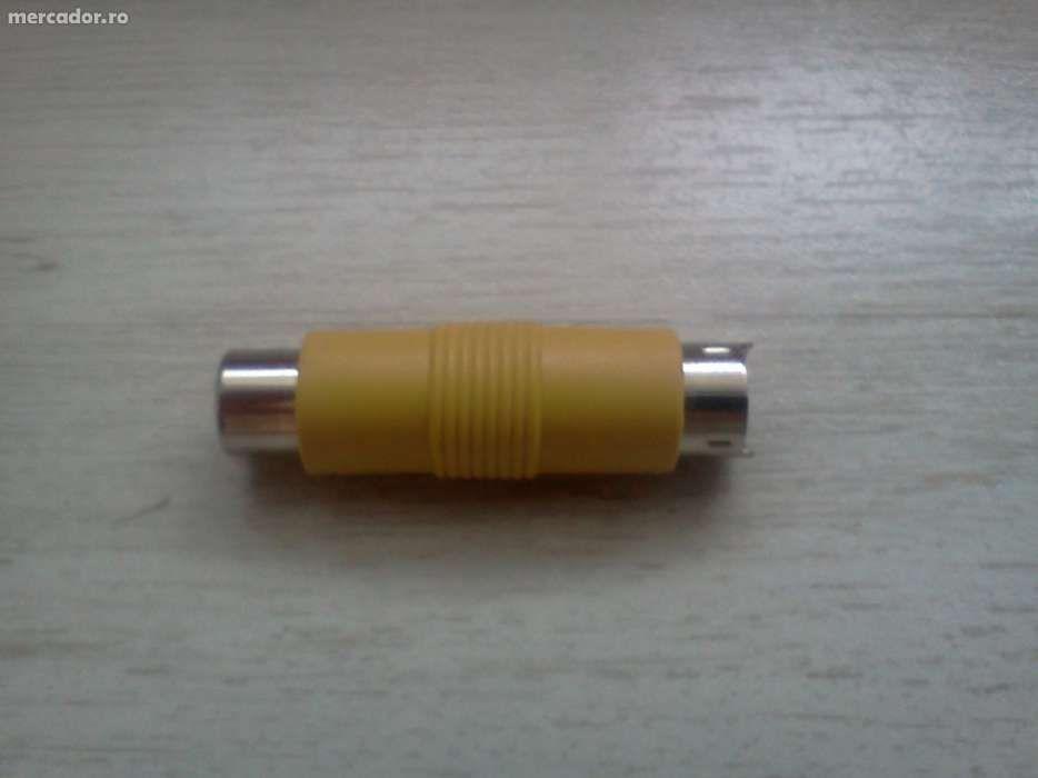 Adaptor S-Video 9 pini la RCA