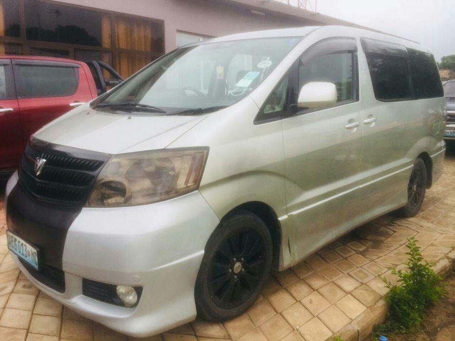 Vendo Toyota Alphard Machava - imagem 1