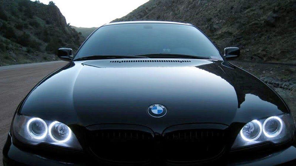 Angel Eyes Philips BMW E46/E90/E87/E60/E39/E83/F30/F20 ...