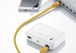 Modem Huawei 5730 Wifi inclui power bank