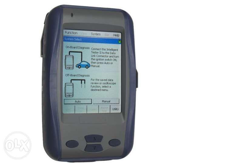 Диагностика заТойота - Тoyota Intelligent Tester II с осцилоскоп гр. Ямбол - image 2