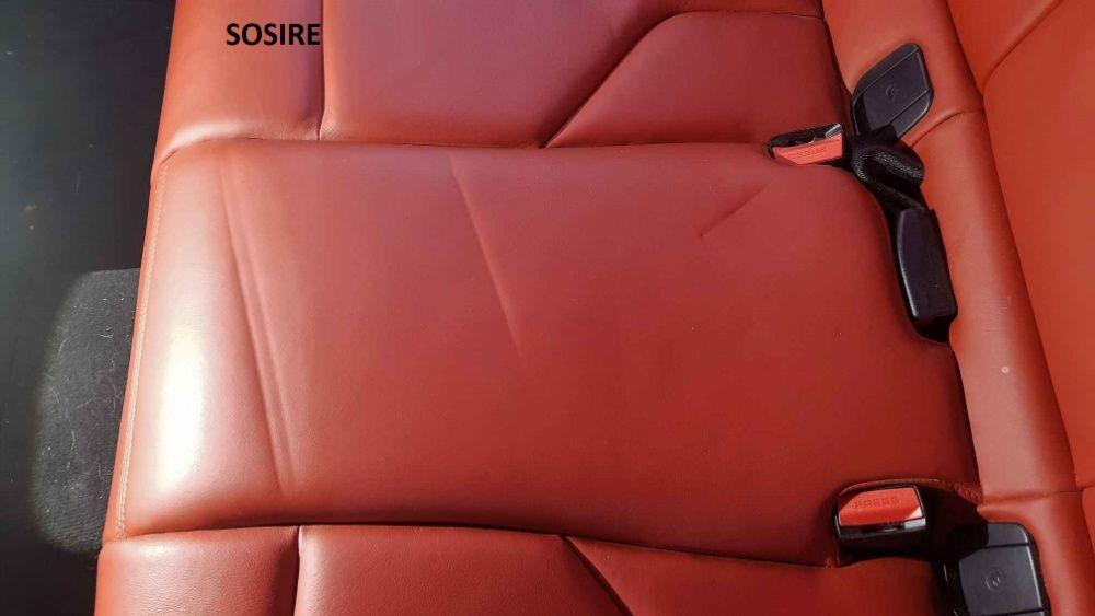 Curatare reconditionare tapiterie auto piele, alcantara, textil Pipera