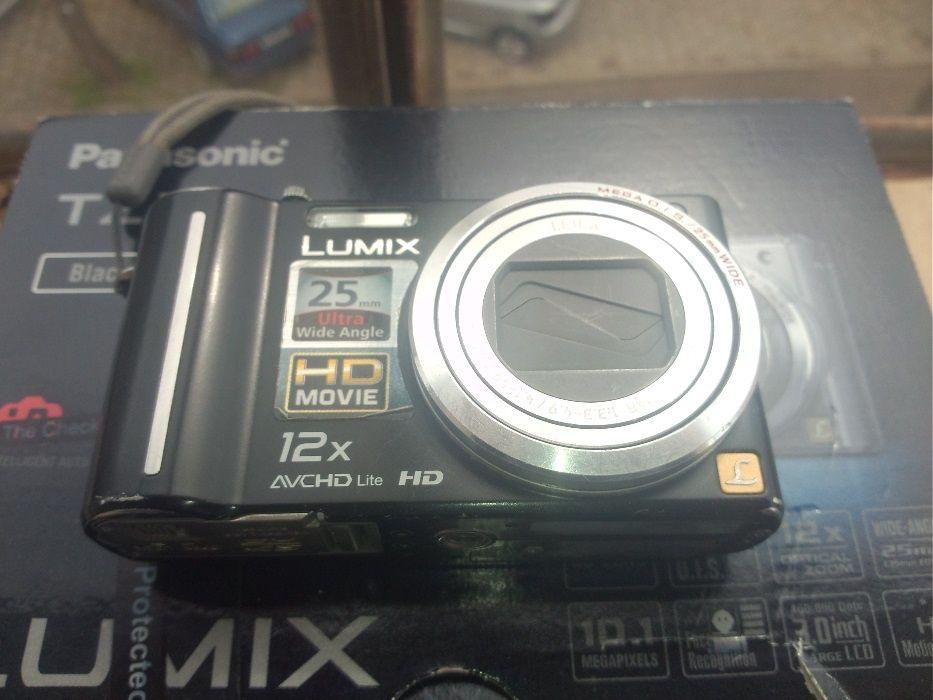 продавам фотоапарат Panasonic LUMIX Tz7