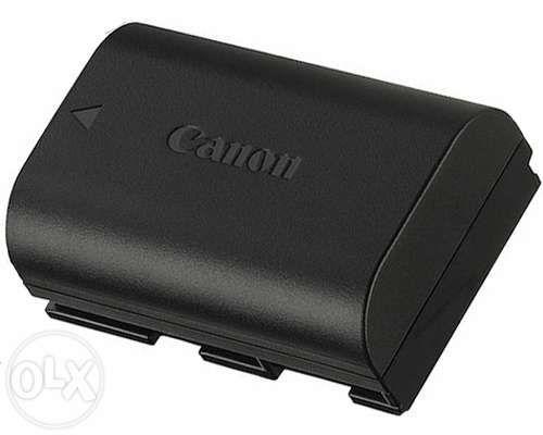 Новые аккумуляторы lp-e6 для Canon 5D Mark II, III, 7D, 60D,70D,80D